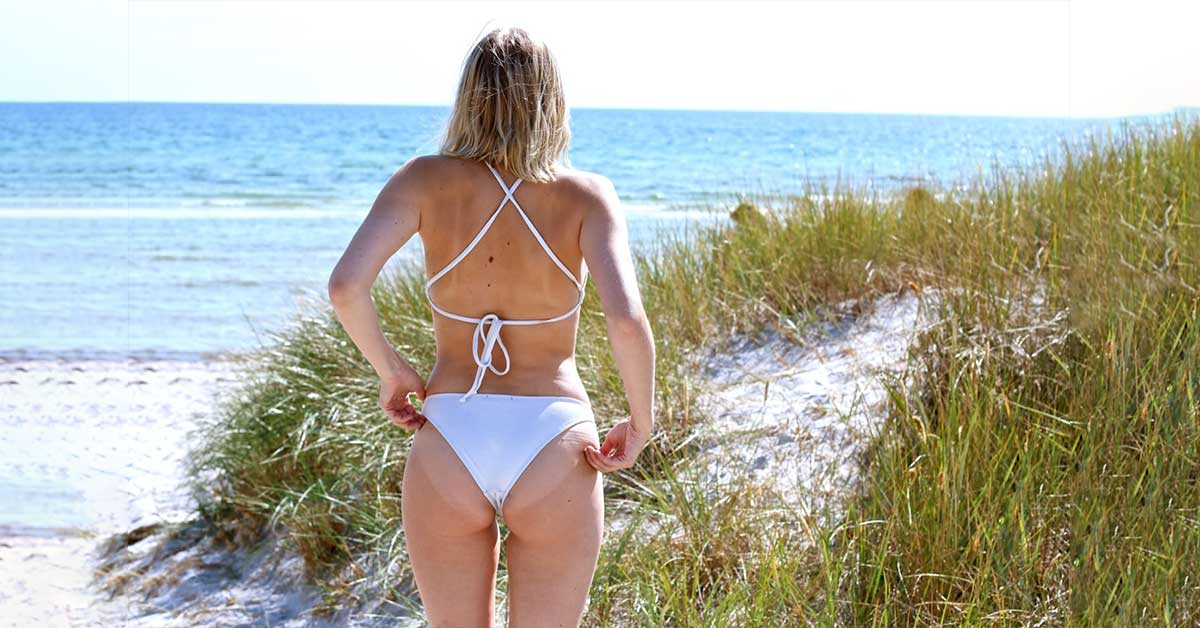 My First Nude Nude Seaside Beach Adventure ⋆ Malory May Stories